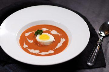 Enkel & Smakfull Tomatsuppe! (Keto)
