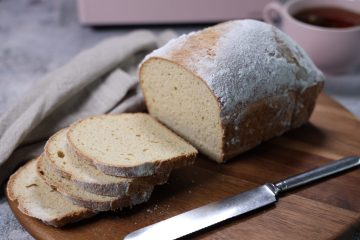 Toastbrød! (Keto, Glutenfri)