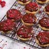 Jaffa Cakes med Bringebær! (Keto, Glutenfri, Sukkerfri)