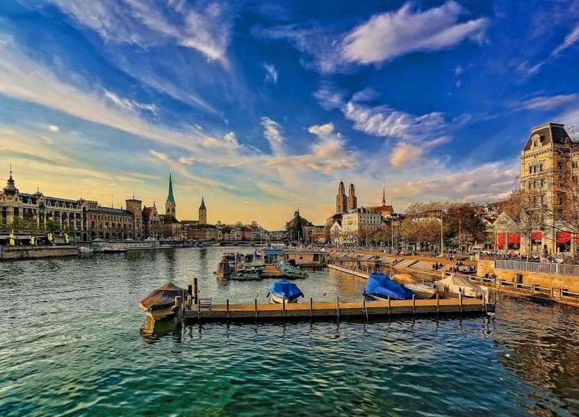 Suisse - Zurich