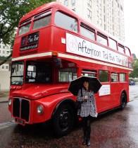 Mädelsurlaub in London - Sightseeing Bus