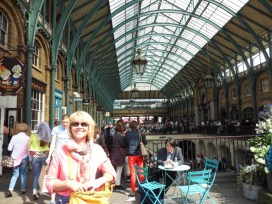Mädelsurlaub in London - Covent Garden