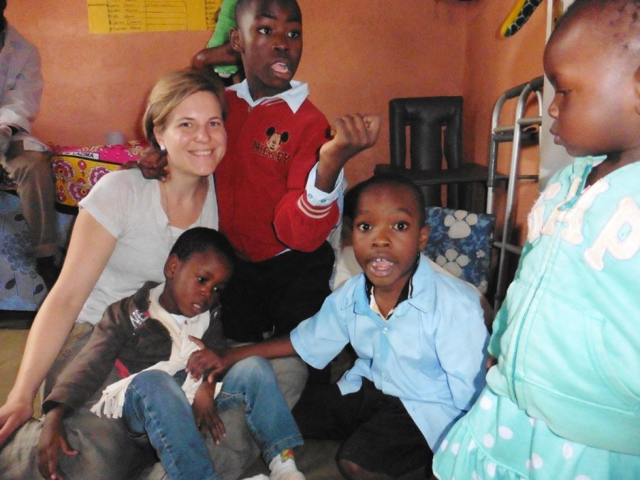 Child Destiny Foundation, Tageszentrum Kenia