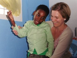 Child Destiny Foundation, Tageszentrum Kenia