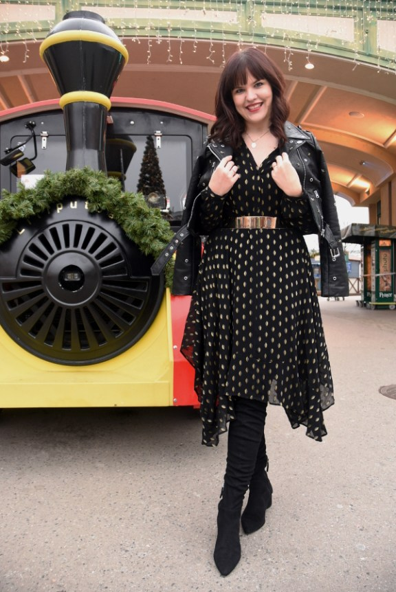 Weihnachtsoutfit, Festive Look