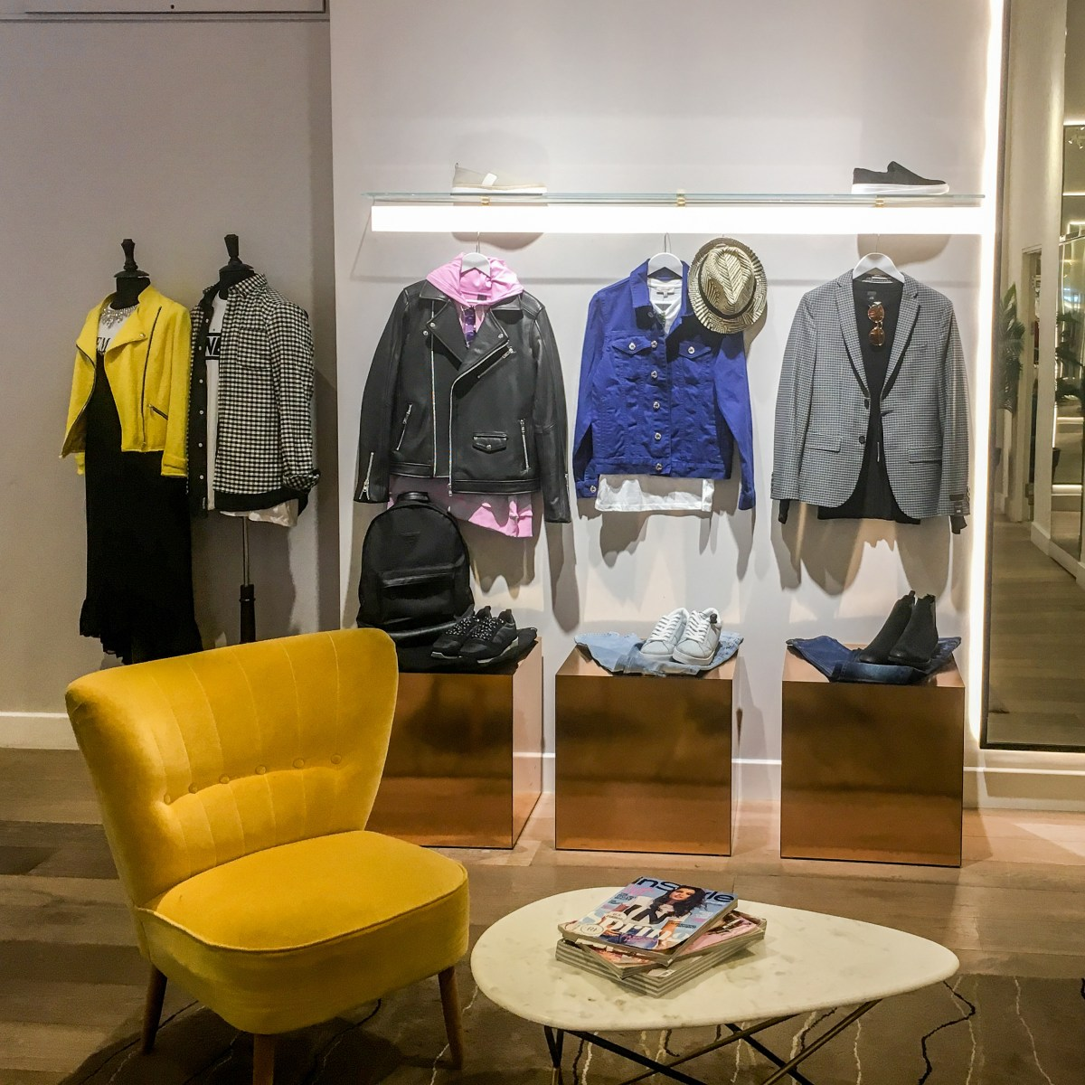 Personal Shopping bei River Island: das Style Studio