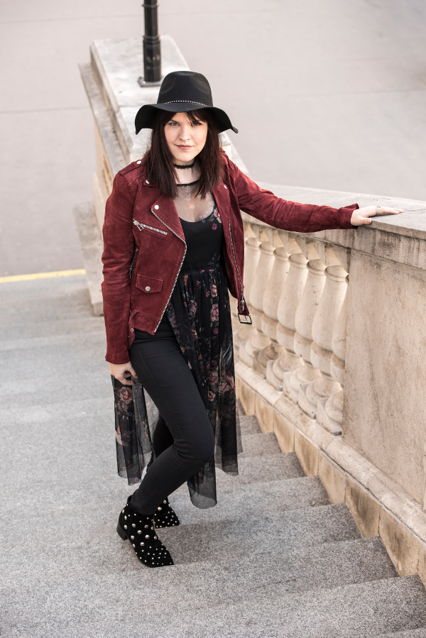 Boho-Chic, Hippie Outfit