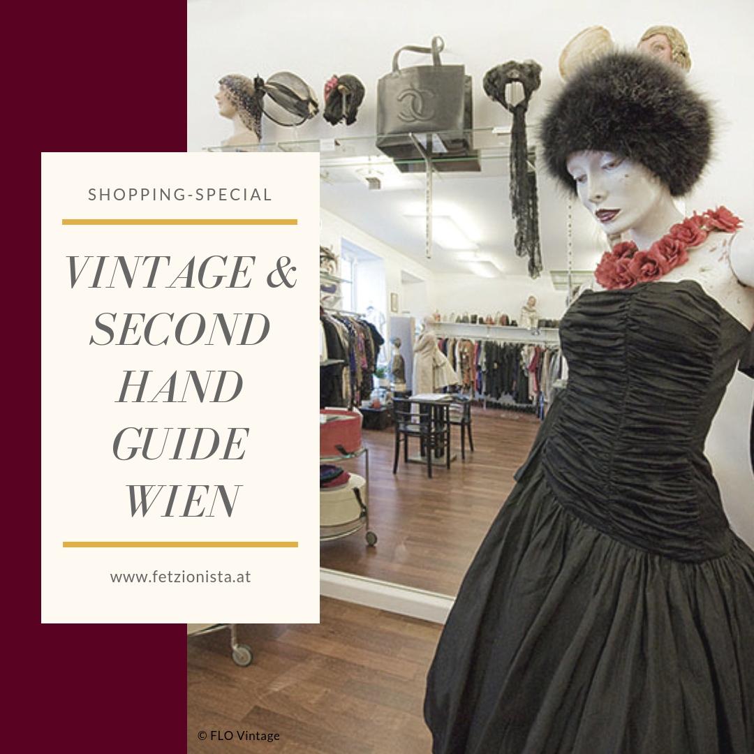 vintage & second hand wien: shopping-guide | fetzionista