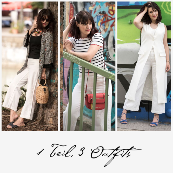 Outfits mit Culotte