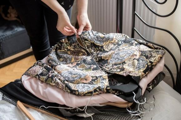 Fehler, die die Kleidung ruinieren