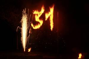 geburtstagsfeuershow