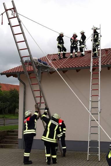 Gemeindefeuerwehrtag 2011
