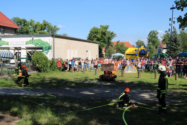 Übung Kindertagsfest (2019)