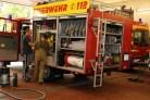 Freiwillige Feuerwehr Huttengrund: Umrüsten des angeschafften Löschfahrzeuges LF8/6. Foto: Willi Schmitt