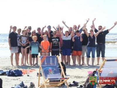 Jugendfeuerwehr fährt an die Nordsee