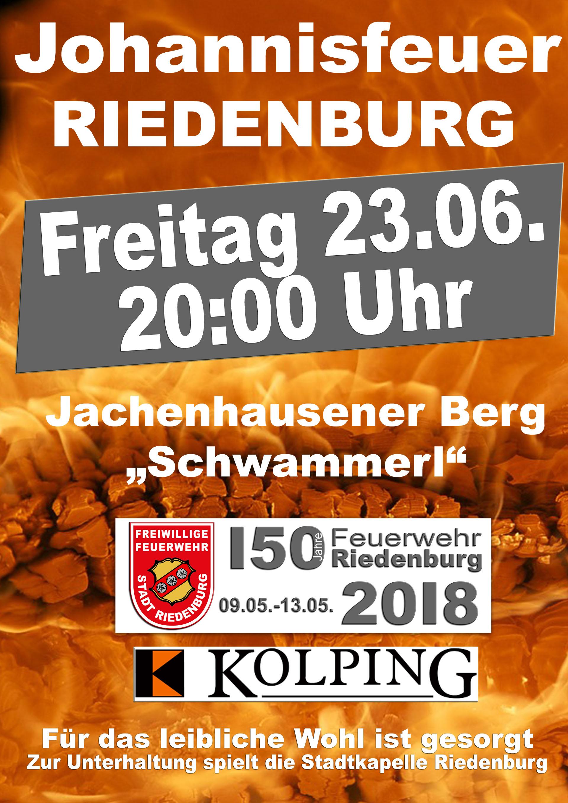 Plakat Johannisfeuer 2017-V3k