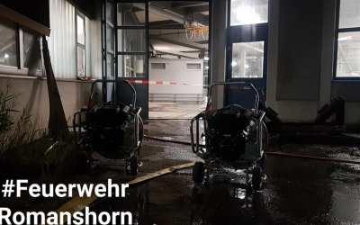 Brand Gross Salmsacherstrasse Industriebetrieb