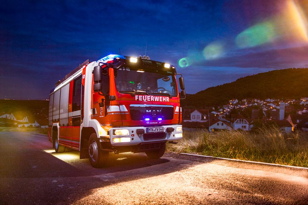 HLF20 Ruppertshainer Feuerwehr