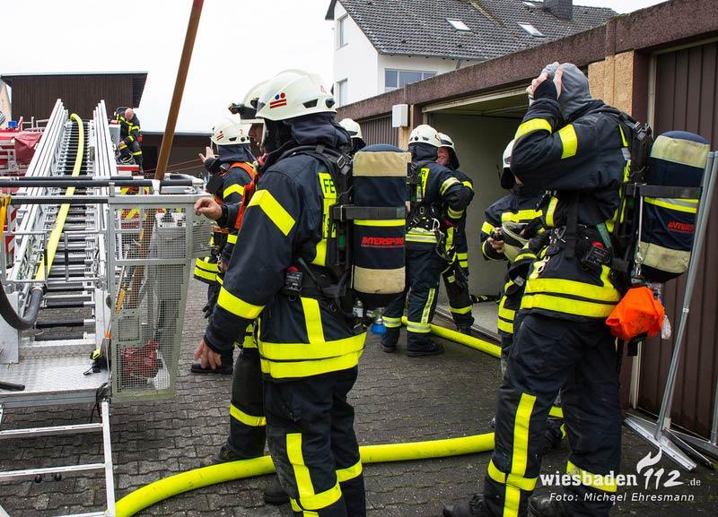 Schutzausrüstung Feuerwehr