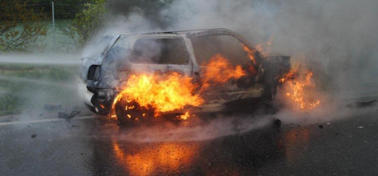 Fahrzeugbrand (B2)