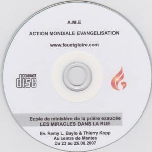 L'Ecole du Ministère de la Prière Exaucée (CD)