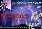 pentecÔte 2017 - l'Évangile c'est la puissance - À limoges