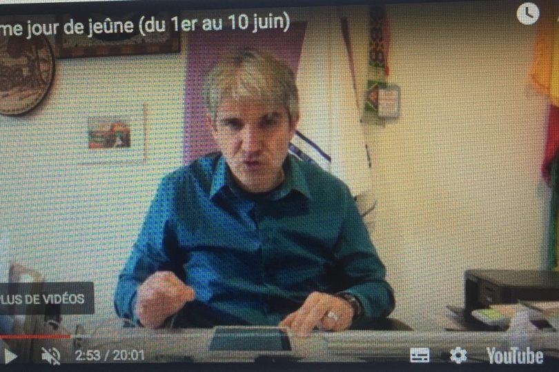 jeûne – jour 3-10 / vidéo de rémy bayle : l'appel à la repentance n'est pas une condamnation