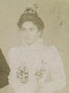 LIZAMBARD Léontine - vers 1898 -