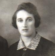 MARTINEAU Rose - vers 1927