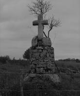 Auvers-le-Hamon, Croix de chemin, 15è-16è