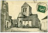 Baracé-Ancienne église