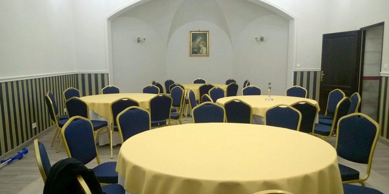 Remont w Domu Świętej Anny