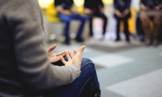 Spotkanie opiekunów osób chorych i niepełnosprawnych- pierwsze spotkanie po wakacjach 5.09.19
