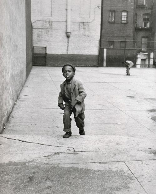New York City Life by Richard Avedon