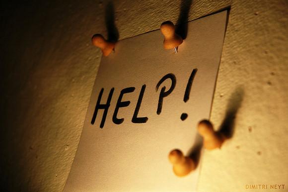 Help, by Dimitri N. - Flickr
