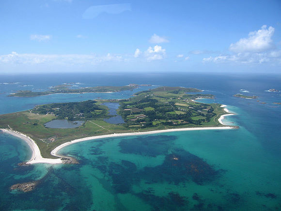 Tresco by Tom Corser