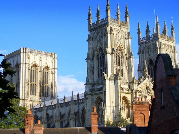 York Minster 2 - by Mike Sowden