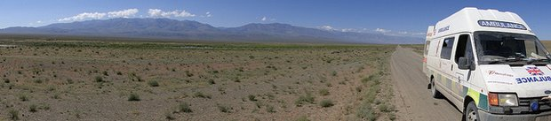 Fevered Mutterings image: Mongol Rally 2010 by Holidayextras - Flickr
