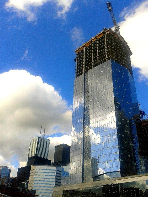 skyscraper toronto