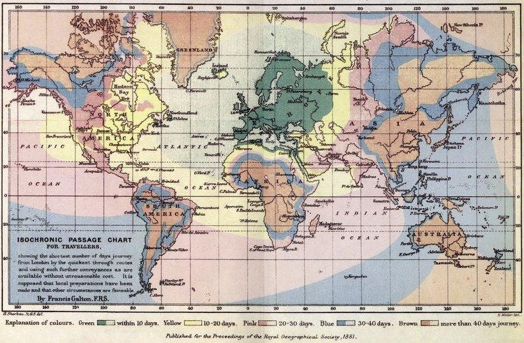Isochronic_Passage_Chart_Francis_Galton_1881