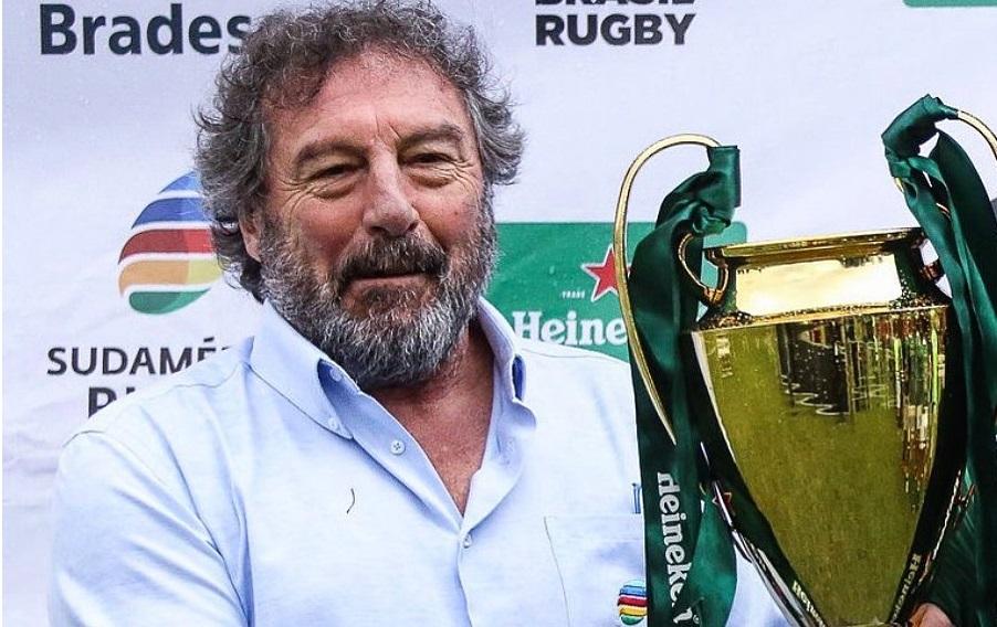 Falleció en Argentina el Secretario de Sudamérica Rugby Víctor Luaces