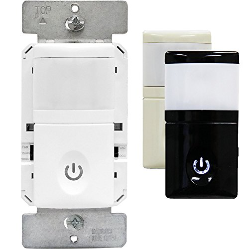 Dimmer Wall Switch Receiver Easy Installation Without Neutral Wire