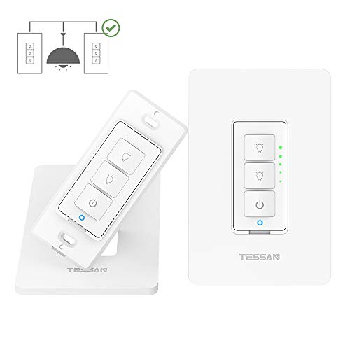 Smart Light Switch, Treatlife Wi-Fi Light Switch