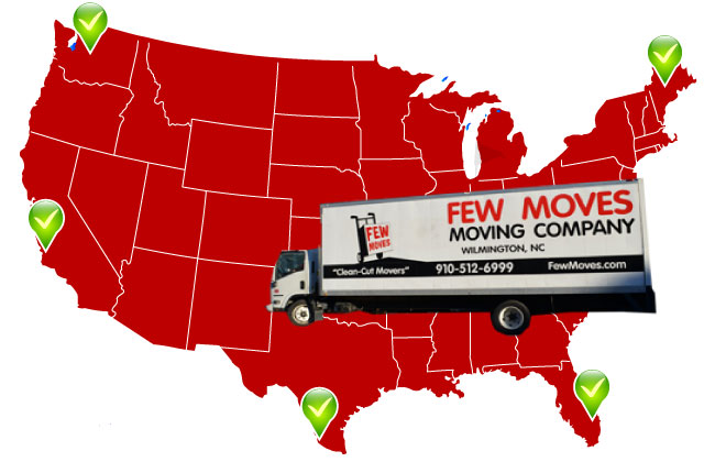 Moving Cross Country? Our Cross Country Moving Company Can Help!
