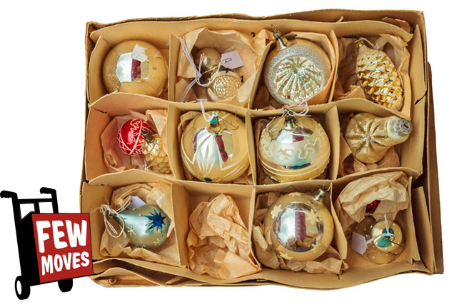 6 Tips for Packing–not Breaking–Holiday Decorations