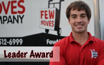 Few Moves November Leader Award, Meet Phil