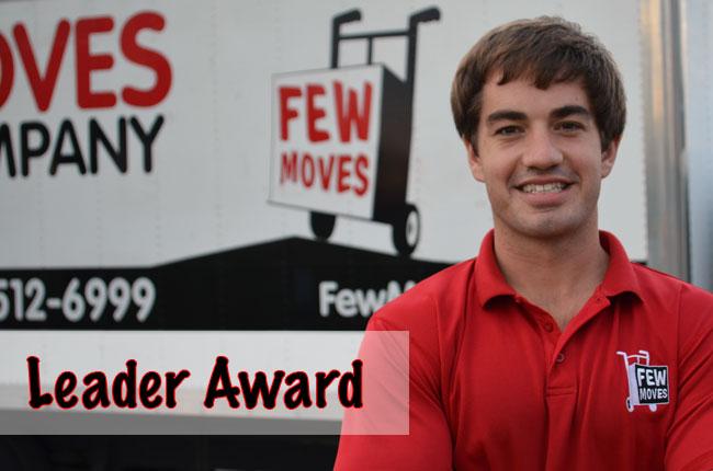 Few Moves November Leader Award, Meet Phil