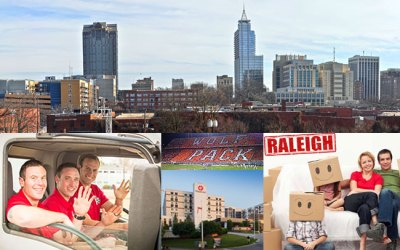 8 Reasons Families Are Moving to Raleigh NC