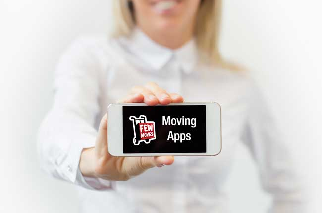 Useful Moving Apps for Your iPhone or Android
