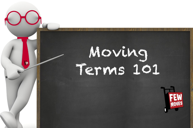 8 Moving Company Terms to Know Before You Move